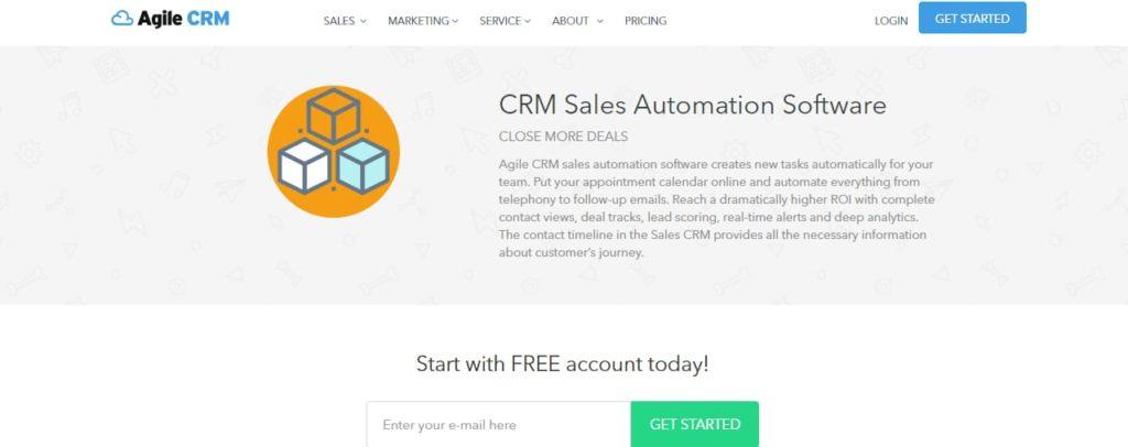 Système CRM Agile