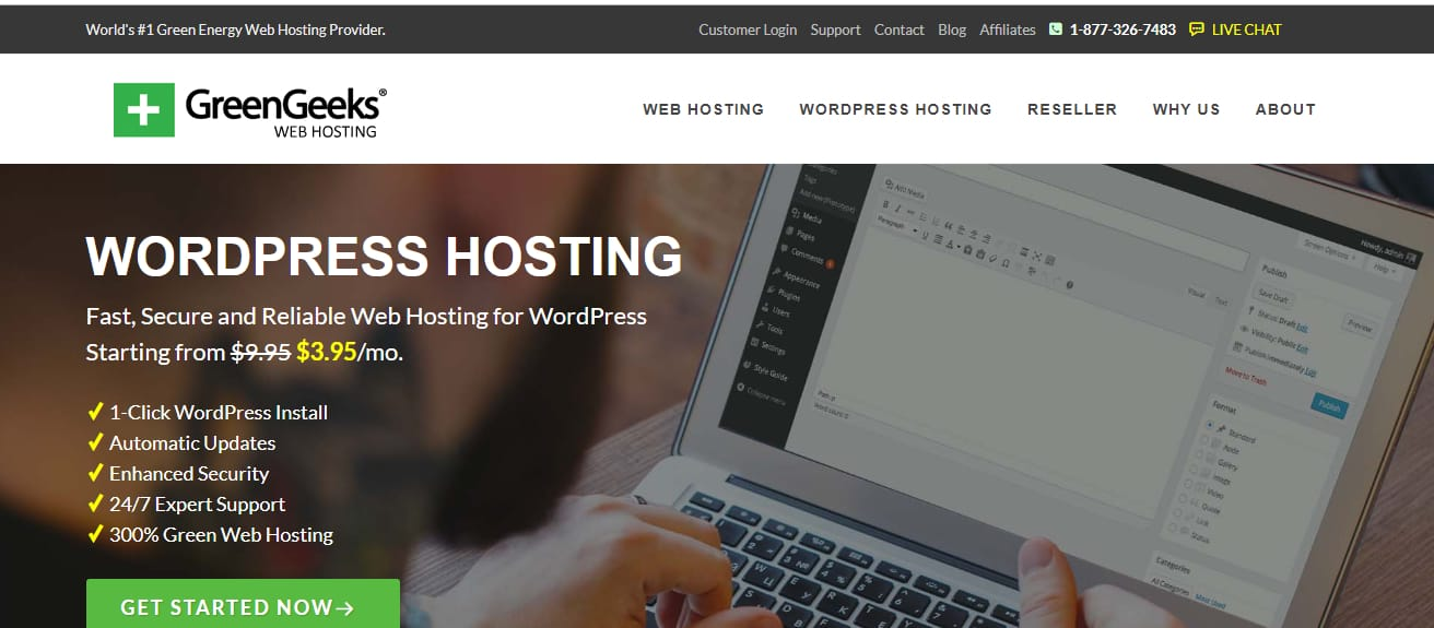 affordable wordpress hosting