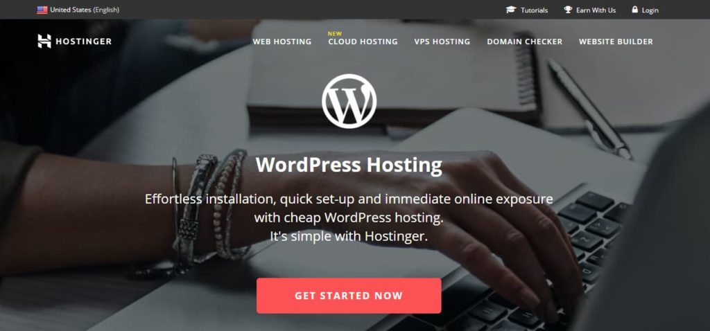 Hostinger WordPress