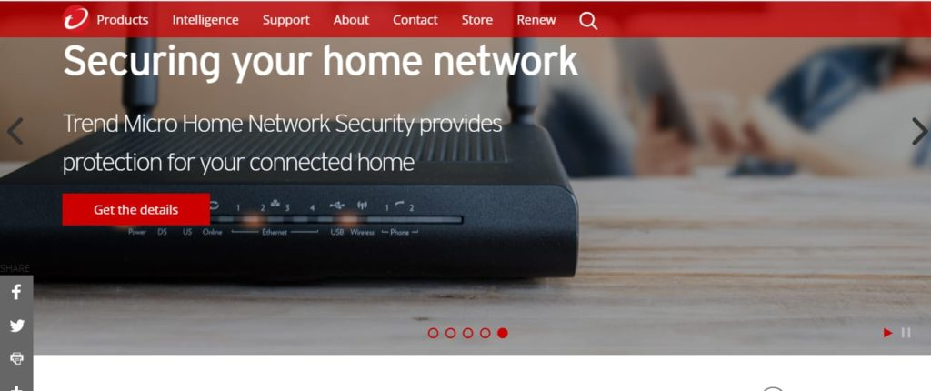 Trend Micro Online Security