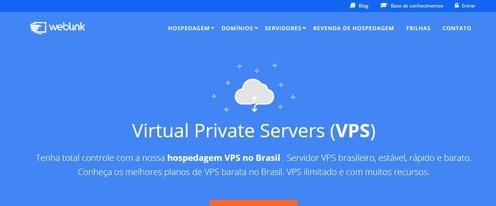Weblink VPS Brasil
