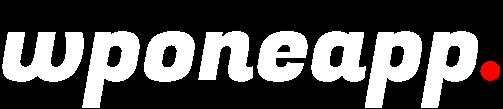 WPOneapp Logo